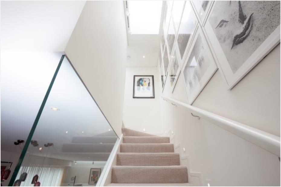 Riba Chartered Xul Architecture, Basement Light Shaft Uk