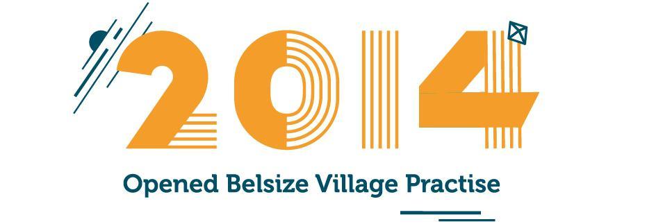 Opened shop front studios in Belsize Village